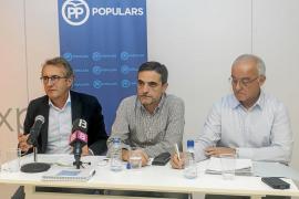El comité ejecutivo del PP deberá elegir entre Marí Bosó y Fajarnés para la lista al Congreso