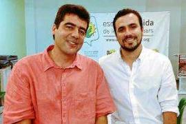 Artur Parrón encabezará la lista a Congreso por Unidad Popular