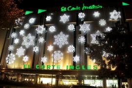 El Corte Inglés ofrece 1.000 millones de euros en créditos preautorizados para compras navideñas