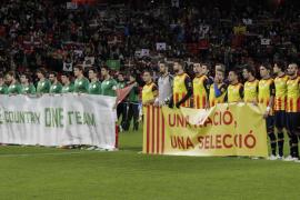 El Camp Nou, sede del Catalunya-Euskadi del 27 de diciembre