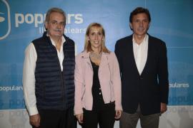 Miquel Ramis, Cati Soler y Mateu Isern