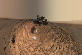 La NASA afirma que Marte perdió su atmósfera debido a los vientos solares