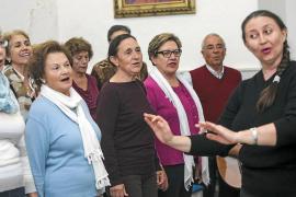 El coro de Santa Cruz cumple 10 años