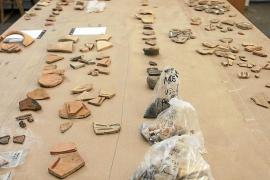 4.000 nuevas piezas arqueológicas encontradas en Eivissa