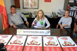 Los comercios de Santa Eulària ofrecen descuentos navideños de hasta el 25%