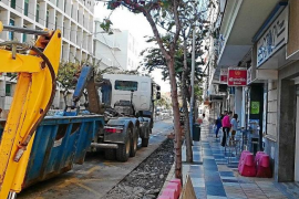 Vila inicia las obras previstas de los PIOS