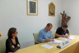 Formentera suscribe un convenio para proteger el patrimonio submarino