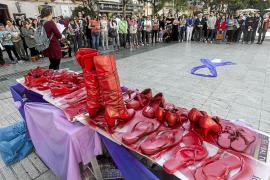 Los ibicencos se unen a la marcha nacional contra la violencia machista