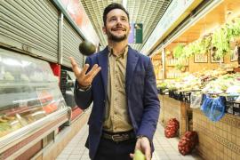 Rafa Ruiz, alcalde de Eivissa: «Me encantaría estar embarazado para sentir las sensaciones que vive una mujer»