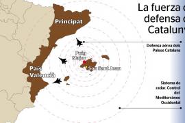 Balears, clave en la defensa de una hipotética Catalunya independiente