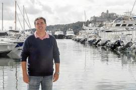 «Los barcos que vemos anclados en las calas traen un beneficio enorme a nuestras islas»