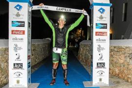 Juan Carlos Campillo vence en el Ironman