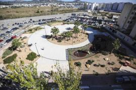 La plaza rastafari que espera su nombre