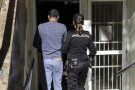 VÍDEO: Pasan a disposición judicial los inmigrantes que desembarcaron en Formentera