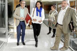 El Govern garantiza partidas para el emisario de Talamanca y el traslado de residuos en 2016