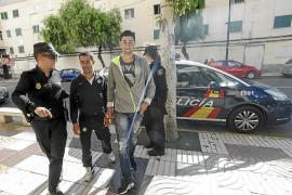 Uno de los tres argelinos interceptados en Formentera ya fue detenido en 2007 en las islas