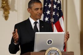 Obama abre una página personal en Facebook