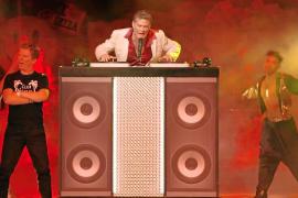 Hasselhoff estrena un musical sobre Eivissa