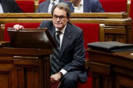 La CUP vota 'no' y evita la investidura de Artur Mas