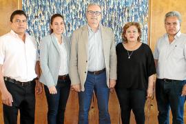 Tres alcaldes de Nicaragua agradecen la solidaridad ibicenca