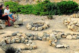 Música y escultura, unidas por piedras