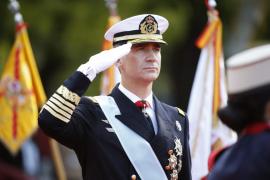 El Rey: «La Constitución prevalecerá, que nadie lo dude»