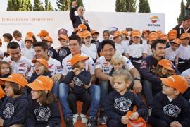 Márquez: «Estuvimos por medio pero Lorenzo ganó el Mundial él solo»