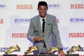 Ronaldo afirma que se retirará en «4 o 5 años» para «vivir como un rey»