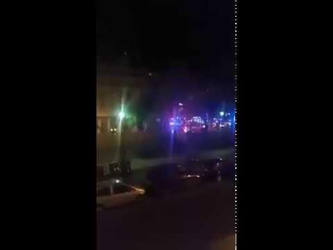 El tiroteo en la sala Bataclan