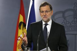 Rajoy: «Hoy todos somos Francia»