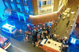 VÍDEO: La noche más larga en París