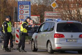 Detenidas 23 personas e incautadas 31 armas en las redadas en Francia
