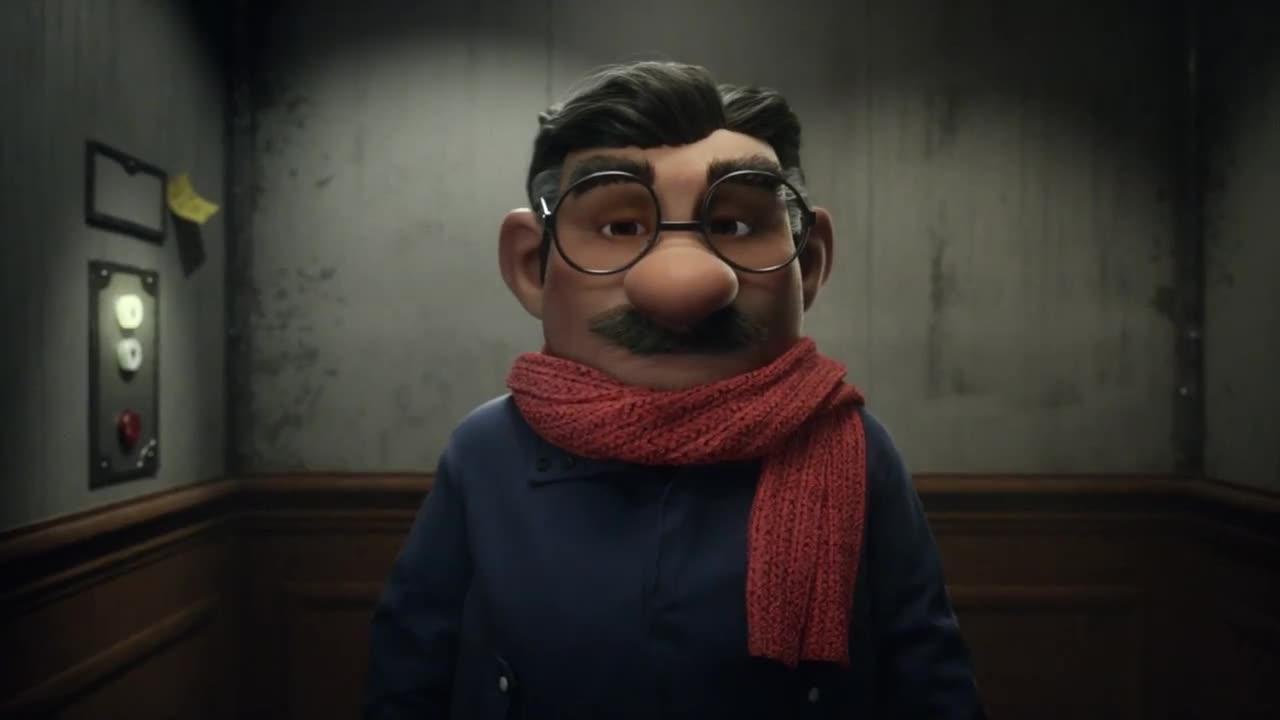 Una historia humana de animación anuncia la Lotería de Navidad de este año