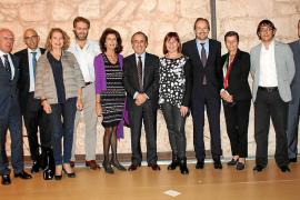 Conferencia de Emilio Duró en Es Baluard