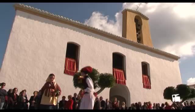 VÍDEO: Santa Gertrudis, patrona de los niños