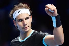 Nadal derrota a Wawrinka e inicia su camino en el Masters con victoria