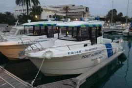 Dos nuevas embarcaciones reforzarán la vigilancia en puertos de Ibiza y Mallorca