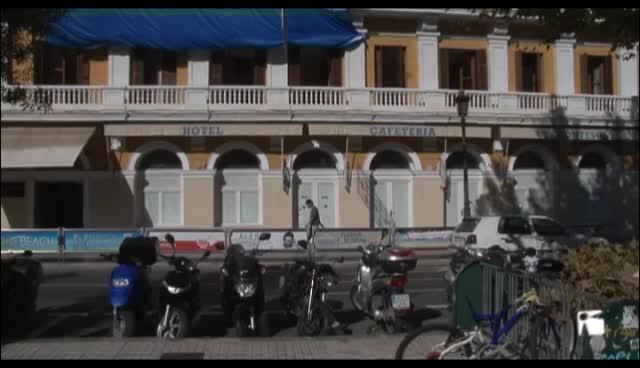 VÍDEO: Comienza la rehabilitación del Montesol para convertirlo en un hotel 5 estrellas