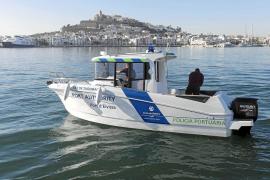 El puerto de Vila contará con una nueva barca para reforzar la vigilancia