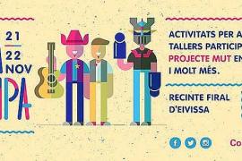 Talleres, actividades y Projecte Mut, este fin de semana en 'Eivissa participa'