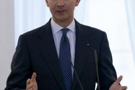 El Rey pide una política común europea para afrontar la crisis de los refugiados