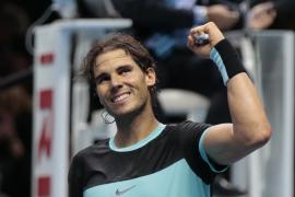 Nadal aplasta a Murray en el Masters de Londres
