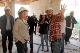 Las 14 VPO de Sant Ferran serán pioneras en sostenibilidad ambiental en Balears