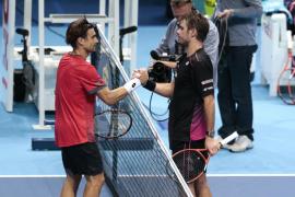 Wawrinka apea a Ferrer del Masters, lo que permite la clasificación matemática de Nadal para semifinales