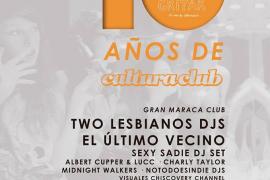 'Allí donde solíamos gritar', una fiesta para celebrar 10 años de Cultura Club