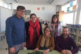 El instituto Sant Agustí revoluciona su biblioteca