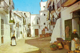 Un barrio convertido en favela