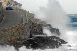 Retiradas las alertas por vientos y fenómenos costeros en Balears
