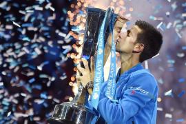Djokovic gana su quinto Masters tras imponerse a Federer