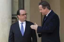 Hollande: «Vamos a escoger los objetivos que hagan el mayor daño al EI»